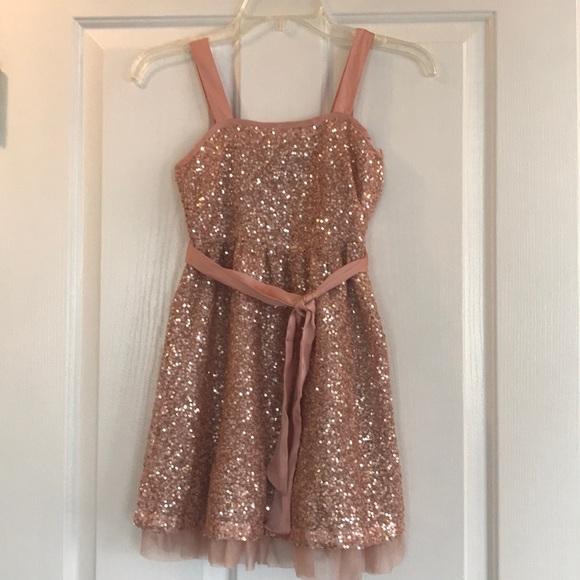 Gap girls party dresses